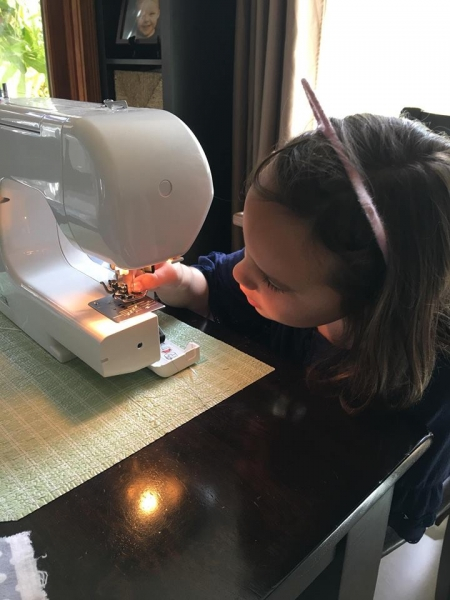 Scout Sewing Badge Classes | Stitch and Mimi